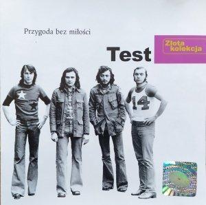Test • Przygoda bez miłości • CD