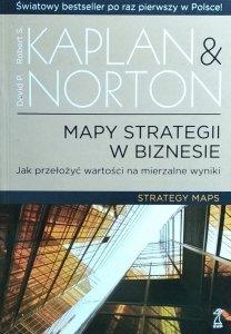 Robert S.Kaplan • Mapy strategii W Biznesie