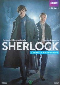 Benedict Cumberbatch. BBC • Sherlock. Upadek z Reichenbach sezon 2/3 • DVD