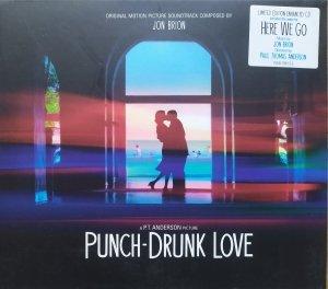 Jon Brion • Punch-Drunk Love [Lewy Sercowy] • CD