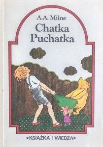 A.A.Milne • Chatka Puchatka