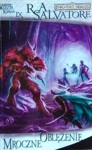 RA Salvatore • Mroczne oblężenie