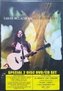 Sarah McLachlan • Afterglow Live • CD+DVD