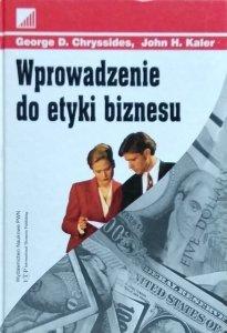George D. Chryssides • Wprowadzenie do etyki biznesu