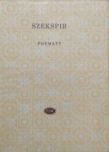 Szekspir • Poematy [Biblioteka Poetów]