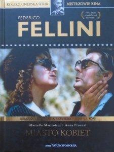 Federico Fellini • Miasto kobiet • DVD