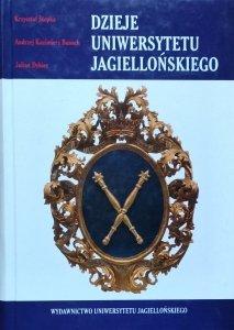 Krzysztof Stopka • Dzieje Uniwersytetu Jagiellońskiego