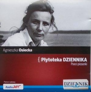 Agnieszka Osiecka • Poeci piosenki [Płytoteka Dziennika] • CD