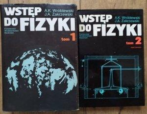 Andrzej Kajetan Wróblewski, Janusz Andrzej Zakrzewski • Wstęp do fizyki tom 1 i 2/1