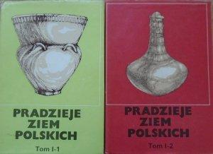 red. Jerzy Kmieciński • Pradzieje ziem polskich [komplet]