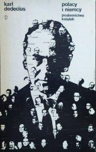 Karl Dedecius • Polacy i Niemcy. Posłannictwo książek
