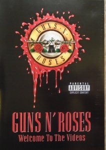 Guns n' Roses • Welcome to the Videos • DVD