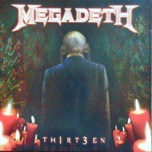 Megadeth • Th1rt3en • CD
