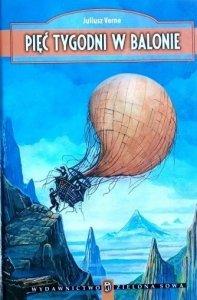 Juliusz Verne • Pięć tygodni w balonie