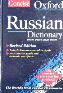 Consise Oxford Russian Dictionary • Russian-English English-Russian