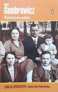 Witold Gombrowicz • Wspomnienia polskie. Lekcja literatury z Agnieszką Stawiarską