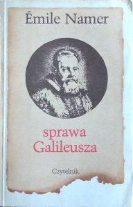 Emile Namer • Sprawa Galileusza