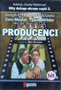 Mel Brooks • Producenci • DVD