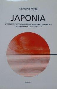 Rajmund Mydel • Japonia w procesie przejścia od demograficznej dojrzałości do demograficznego schyłku