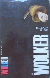 Jiri Wolker • Ballada o śnie