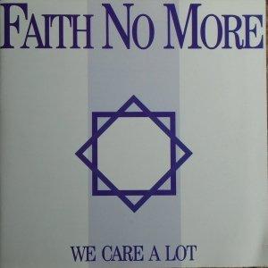 Faith No More • We Care a Lot • CD