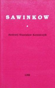 Andrzej Stanisław Kowalczyk • Sawinkow