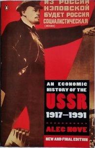 Alec Nove • An Economic History of the U.S.S.R.