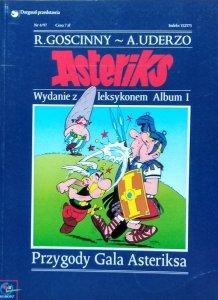 Gościnny, Uderzo • Asterix. Przygody Gala Asteriksa. Wydanie z leksykonem - album 1