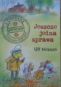 Ulf Nilsson • Jeszcze jedna sprawa. Komisarz Gordon