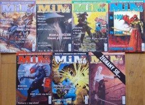 Magia i Miecz. Magazyn fabularnych gier wyobraźni rocznik 2002
