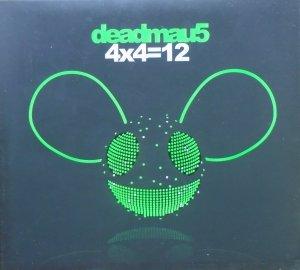 deadmau5 • 4x4=12 • CD