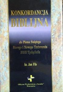 ks. Jan Flis • Konkordacja biblijna