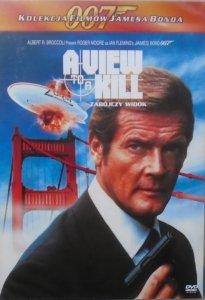 John Glen • A View to a Kill. Zabójczy widok [James Bond] • DVD