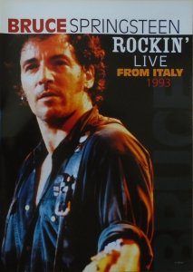Bruce Springsteen • Rockin' Live from Italy 1993 • DVD
