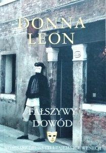 Donna Leon • Fałszywy dowód
