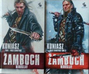 Miroslav Zamboch • Koniasz. Wilk samotnik