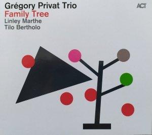 Grégory Privat Trio • Family Tree • CD