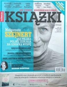 Książki • Magazyn do czytania nr 28 [Małgorzata Szejnert, Olga Tokarczuk, Joanna Tokarska Bakir]