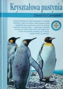 David Campbell • Kryształowa pustynia