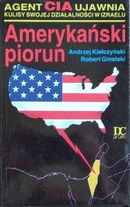 Andrzej Kiełczyński • Amerykański piorun