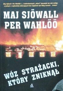 Per Wahloo, Maj Sjowallo • Wóz strażacki, który zniknął