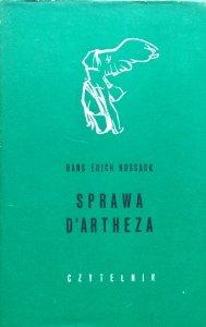 Hans Erich Nossack • Sprawa d'Artheza