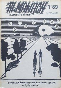 Almanach Radiestezyjny 1/89 • Radiestezja, Leszek Weres, Astrologia