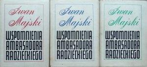 Iwan Majski • Wspomnienia ambasadora radzieckiego [komplet]