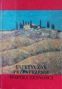 Anna Zeidler Janiszewska • Estetyczne przestrzenie współczesności
