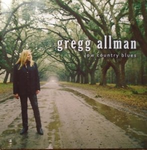 Gregg Allman • Low Country Blues • CD
