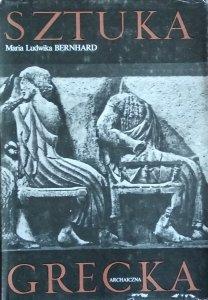 Maria Ludwika Bernhard • Sztuka grecka. Archaiczna