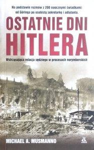 Michael Musmanno • Ostatnie dni Hitlera