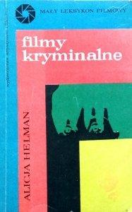 Alicja Helman • Filmy kryminalne