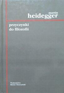 Martin Heidegger • Przyczynki do filozofii